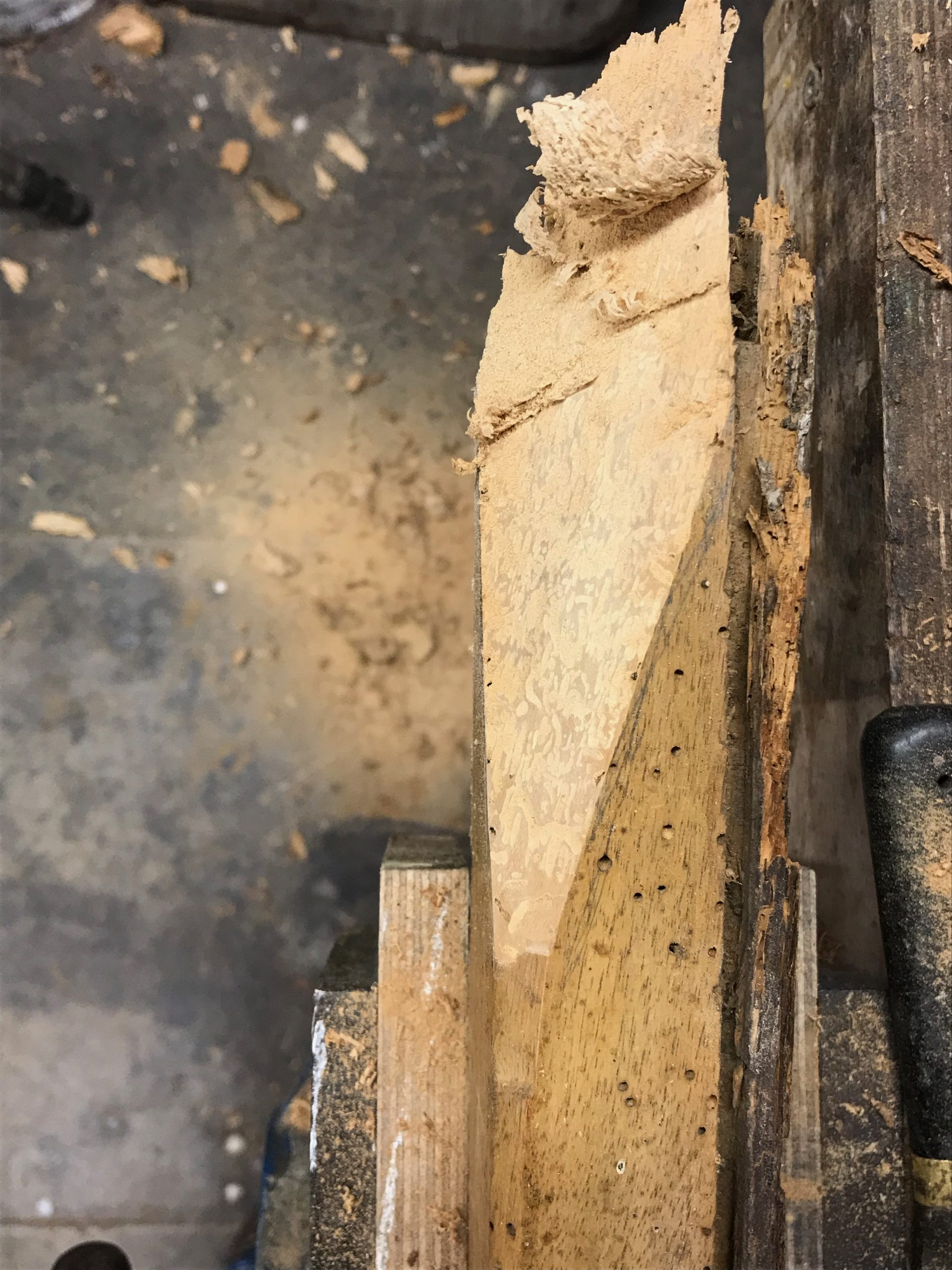 A Scarf Joint