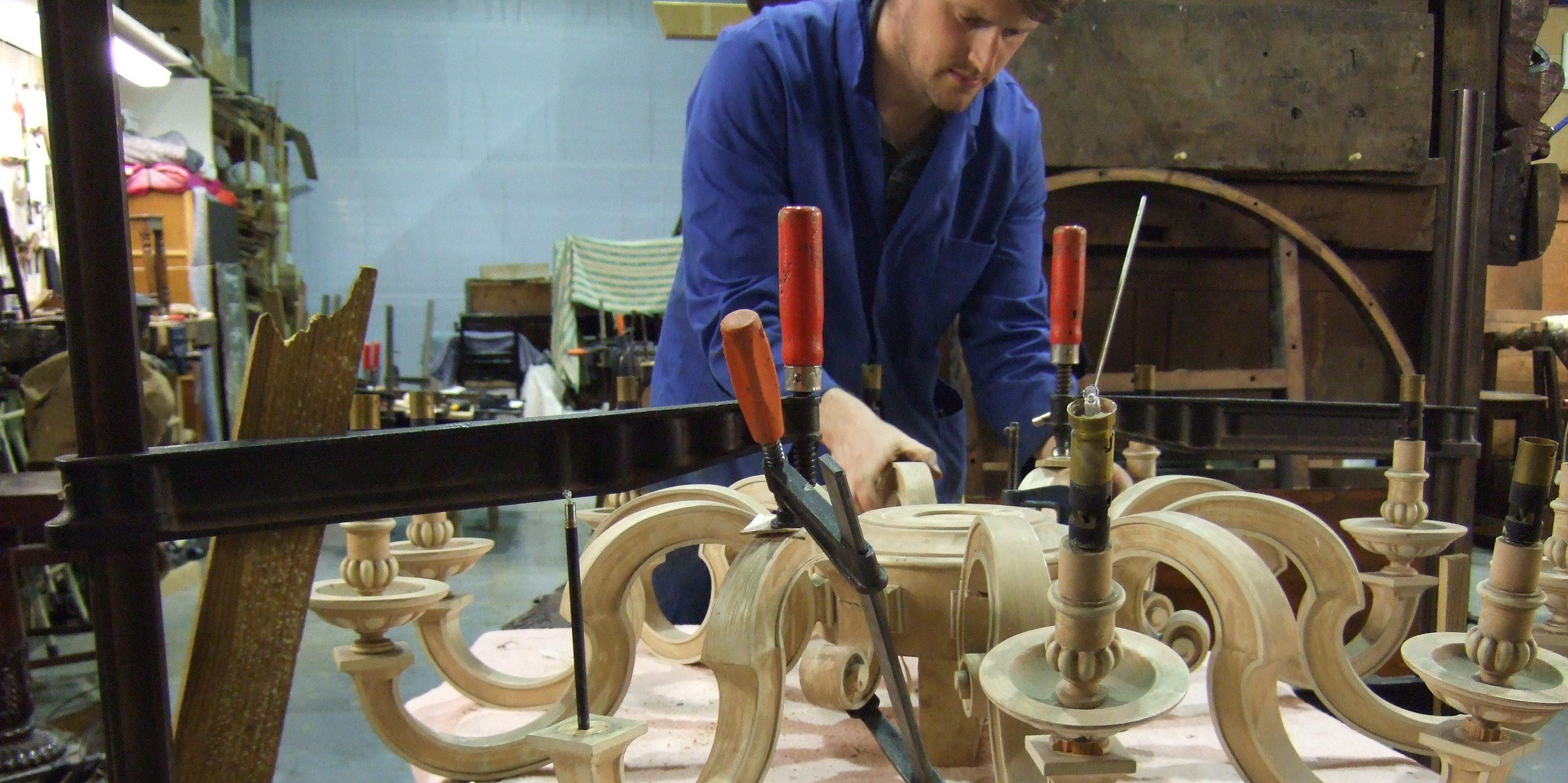 Fine Furniture Repair & Restoration
